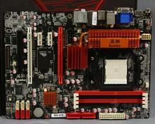 AM3 880 Г материнская плата используется оригинальный для Искры BA-218 DDR3 AM3 Системная плата бесплатная доставка