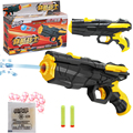 2 in 1 Nerf air soft gun toy Airgun Paintball Gun Pistol Pistol Gun Soft Bullet and Water toy Gun juguetes Boy kids toys