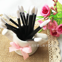 100pcs/set Disposable Lip Brush Soft Makeup Brush lipstick lip stick makeup beauty tools drops disposable cotton swab portable