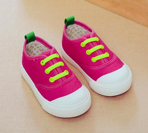 Children's casual canvas shoes 2017 baby boy sneakers girls brand breathable shoes children's flat shoes toddler shoes