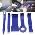 5 Unids Auto Trim Dash Remoción Pry Herramienta Abierta Kit Para Coche Radio Door Panel Recorte Clip de Panel de Clip de Luces/Radio