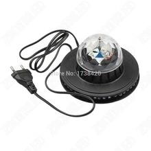2015 NEW Product Mini Rotating RGB Light 48 LEDs Sunflower LED Stage Light ,AC100-240V For Party,Bar,hotel,DJ,Holiday