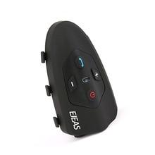 New EAEJS Eagle 2 People Bt-s2 Bluetooth Motorcycle Helmet Intercom 200hrs Standby Fast Pairing Interphone Headset Casco Moto