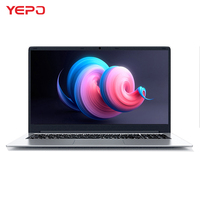 YEPO ноутбук 15,6 дюймов 8 Гб Оперативная память DDR4 128 ГБ 256 ГБ 512 ГБ SSD 1 ТБ HDD и ультратонких ноутбуках, Игровые ноутбуки Intel J3455 Win10 Тетрадь компьюте
