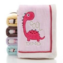 NEW 2019 Genuine Baby Blanket Sheet Bebe Throw Blankets Baby Swaddle 100*75CM Wrap Newborn Super Soft Kids Bedding Diaper