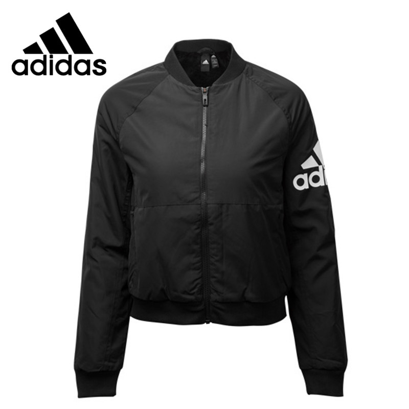 Origina New Arrival  Adidas JKV WV WARM BOM Women's Running Jackets Sportswear