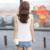2016 verão novas mulheres de design strass borla I - em forma voile camisolas e regatas