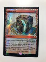 Villa Zheng 8.0 magic VZ VIP the mtg proxy gathering 25pcs Foil cards Kaladesh board game inventions Lands expeditions