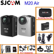 SJCAM M20 Air WiFi Mini Action Helmet Sports Camera 30M Waterproof 1296P NTK96658 12MP 140 Degrees Lens 1.5' LCD Low Consumption(China)