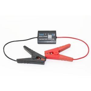 Image 4 - Lancol M 10 Bluetooth 4.0 12V akumulator samochodowy Tester narzędzie diagnostyczne dla Android IOS analizator cyfrowy stanu baterii