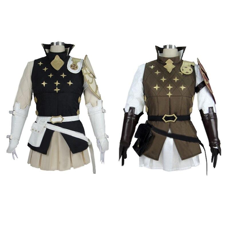 Soleil fire emblem cosplay