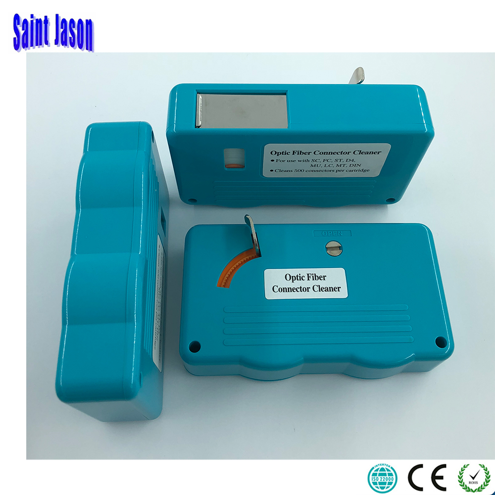 Fiber Optical Connector Cleaner SC//FC//ST//D4//MU//LC//DIN//MT Connecotr Cleaning Tool