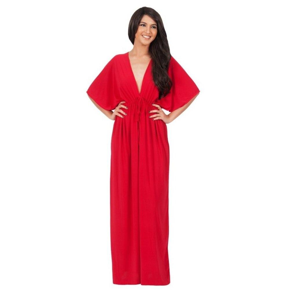 fd7022 lady plus size party dress vestidos robe sexy deep. Black Bedroom Furniture Sets. Home Design Ideas