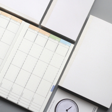 Fromthenon Undated Daily Weekly Monthly Planner Refill Agenda For Hobonichi Notebook