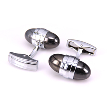French fashion brand men's shirts Cufflinks black crystal MB Cufflinks high-end jewelry collection men