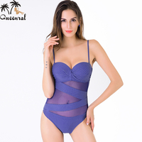 Plus Size Swimwear One Piece Swimsuit Swimwear Swimsuit Women Swimsuit Female Bathing Suit One Piece Swimming