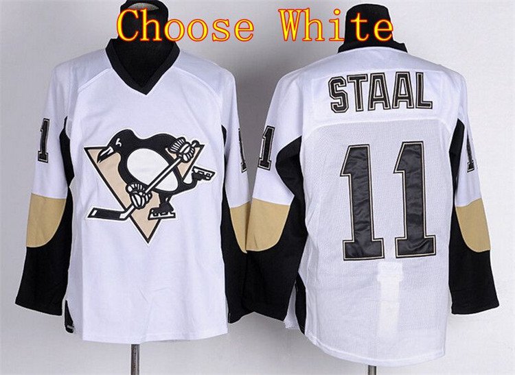 Top quality production Pittsburgh Penguins Mens 11 Jordan Staal Jersey Home  Team Black ... 32bd38bde