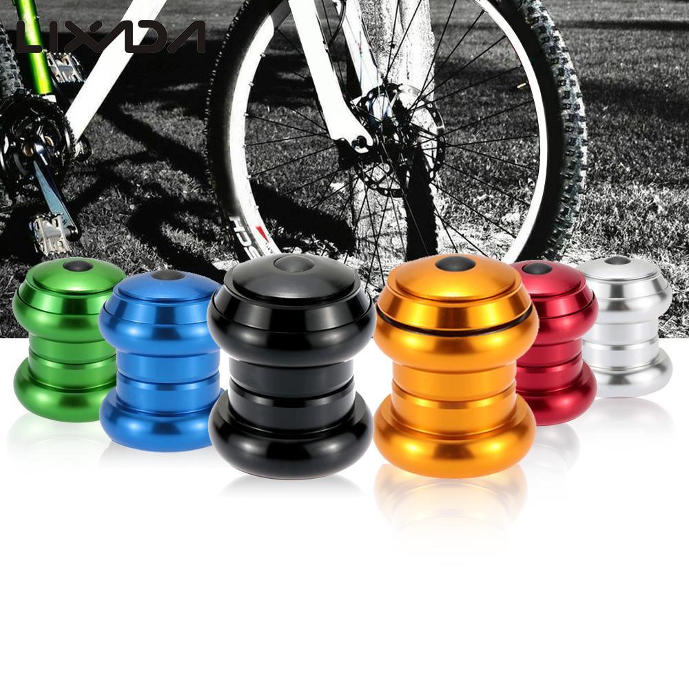 "Threadless Bike External Headset Bicycle 1 1//8/"" Sealed Cartridge Bearings 34MM"