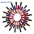 Matte Lipstick 34 Colors Vampire Nude Grape Wine Colorful  QiBest Soft Matte Lip Cream Lip Gloss Long-lasting 2803010