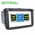 Joying 2 Din Android 5.1 Quad Core 2 ГБ + 32 ГБ 1024*600 Стерео GPS Навигация Для VW Skoda POLO GOLF PASSAT CC JETTA TIGUAN