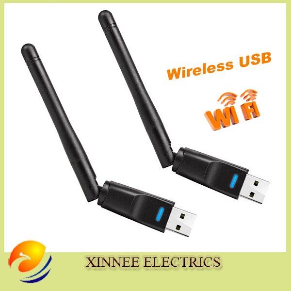 מדהים 10 יח'\חבילה באיכות גבוהה מיני USB WIFI 150 M wifi מתאם 802.11n/g JT-85