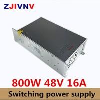 ac dc 48v Power Supply 800W 16A AC DC Converter input 220v or 110V LED Driver output DC36V Switching Power Supply For Led Light