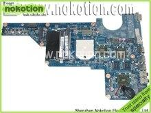Vente chaude pour HP G4 G6 G7 série carte mère 638855-001 DA0R22MB6D0 Radeon HD 4250 DDR3 Carte Mère