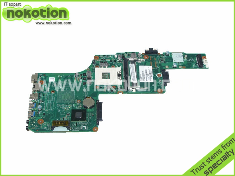 NOKOTION V000275350 laptop motherboard for toshiba satellite L855 S855 ONLY FOR I5 I3 CPU 1310A2509910 HM76 GMA HD4000 DDR3