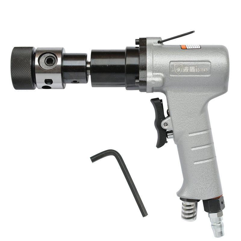 Gun type pneumatic tapping machine M3-M12 pneumatic tapping machine tap drill drilling machine BD-1043  цены