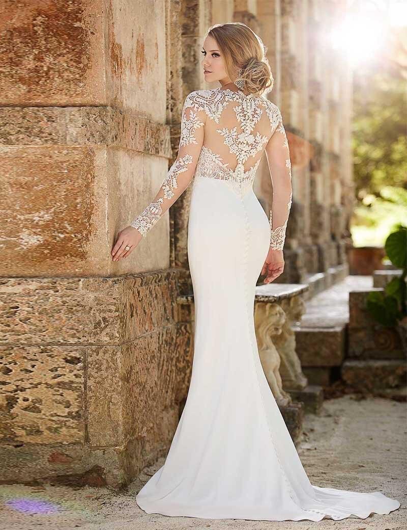 romantic wedding dresses romantic wedding dresses Stella York Spring Wedding Dresses