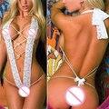 Produtos do sexo Trajes Mulheres Sexy Lingerie Babydoll Vestido Underwear Mulheres Sleepwear G-String Tentação Roupa Erotic Lingerie