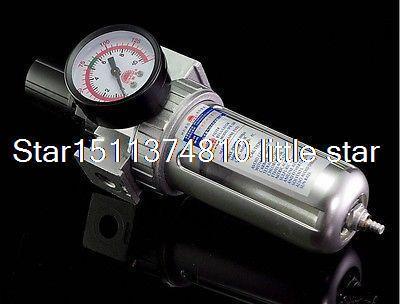 SFR-200 PNEUMATIC AIR FILTER REGULATOR BSP 1/4