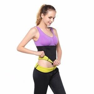 Image 2 - CHENYE 2019 şekillendirme bel eğitmen zayıflama kemeri kadın sıkıştırma ayarlanabilir vücut şekillendirici bel kemerleri neopren iç çamaşırı korseler