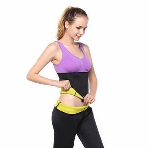Image 2 - Chenye 2019 shapers cintura trainer cinto de emagrecimento compressão do corpo ajustável shaper cintura cintos neoprene lingerie espartilhos