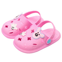Baby Girl Boy Cartoon Toddler Beach Water Garden Slippers Kids Boy Cave Shoes Children Summer Flip Flops Indoor Cute Sandals