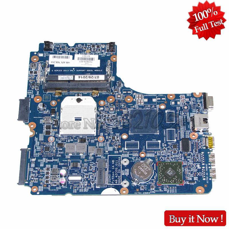 NOKOTION Laptop Motherboard Para HP ProBook 450 G1 455 G1 PC Placa Principal 722824-601 722824-722824-501 48.4ZC05 001. 011 DDR3
