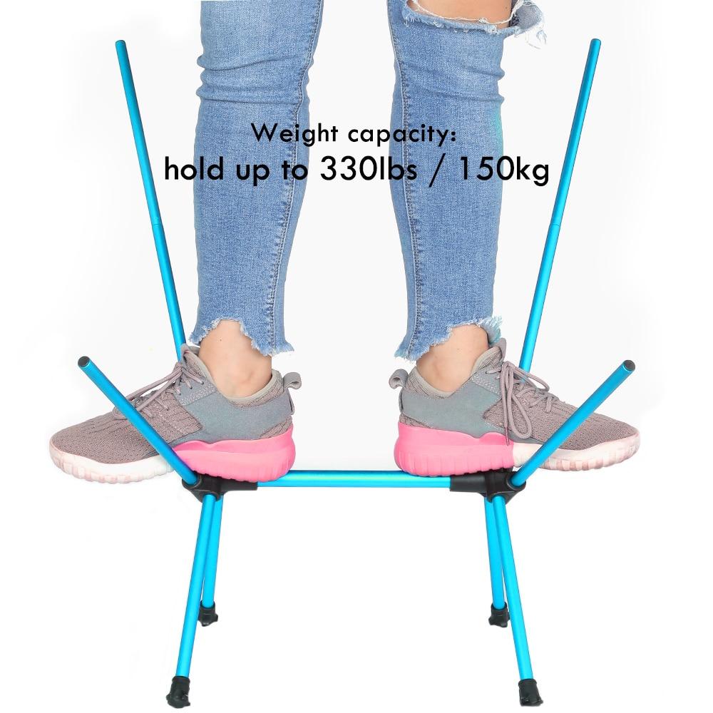 caminhadas lazer piquenique cadeira praia churrasco dobrável fezes