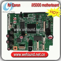 Hot!100% good quality for canon IX5000 printer formatter board motherboard only support CLI 8 and PGI 5
