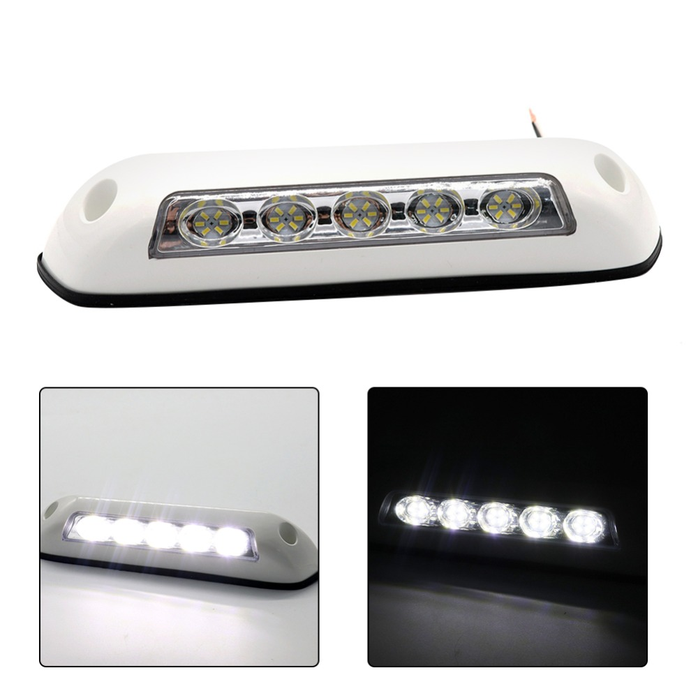12vdc and 110vac Multi-Color LED RV Awning Light