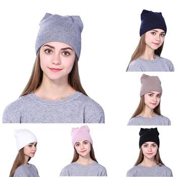 87a5cd8224df8 US  7.60. Men Women Baggy Warm Crochet Winter Wool Knit Ski Beanie Skull  Slouchy Caps Hat ...