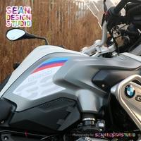 For BMW Motorrad R1200GS 2013 2016 kit tank pads Motorcycle Decal Sticker Waterproof M 23