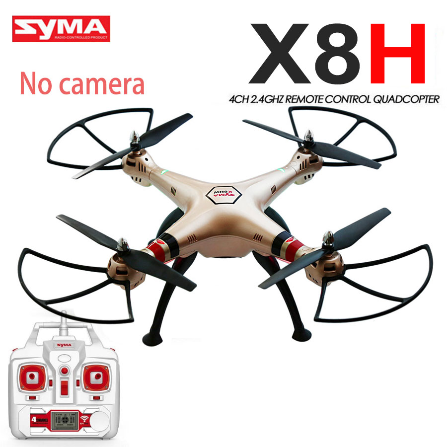 RC Drone Syma X8H X8HG Quadcopter With Gimble Frame RC Helicopter No Camera Can Add Gopro/Xiao yi/SJ4000/6000 CAM