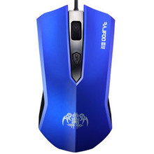 High Flexibility Game Mouses for Game Lovers,1600 DPI 3 Buttons Optical USB Wireless Gaming Mouse Mice For PC Laptop BU Jun01