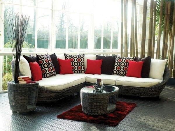 Sigma New Model Arabic Resin Wicker Modern Classic Sofa Set In Garden Sofas  From Furniture On Aliexpress.com | Alibaba Group