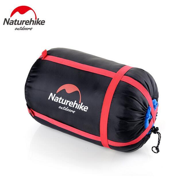 NatureHike Nouveau Arrivé 5 Multifonctionnel Sports de Plein Air Randonnée Camping Sac de Couchage Pack Sacs De Compression Stockage Carry