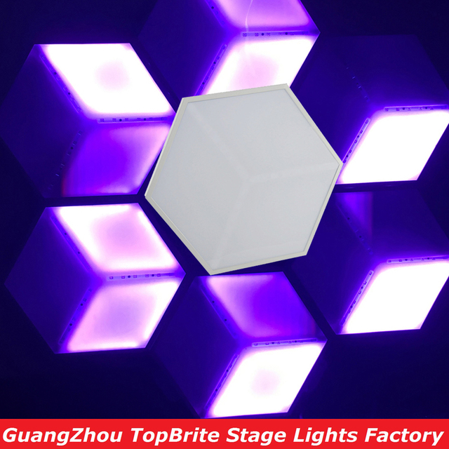 Best Price Professional DJ Decorate indoor 3D Vision Panels High Quality 35W LED Stage Lights With DMX512 And 32 Kinds Of Colors