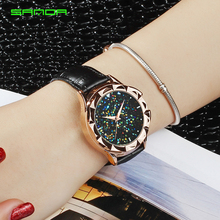 купить Women's quartz watch Casual fashion,Hot fashion creative watches women men quartz-watch watch leather wristwatches clock недорого