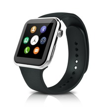 2015 New Smartwatch A9 Bluetooth Good look ahead to Apple iPhone & Samsung Android Telephone  inteligente smartphone watch