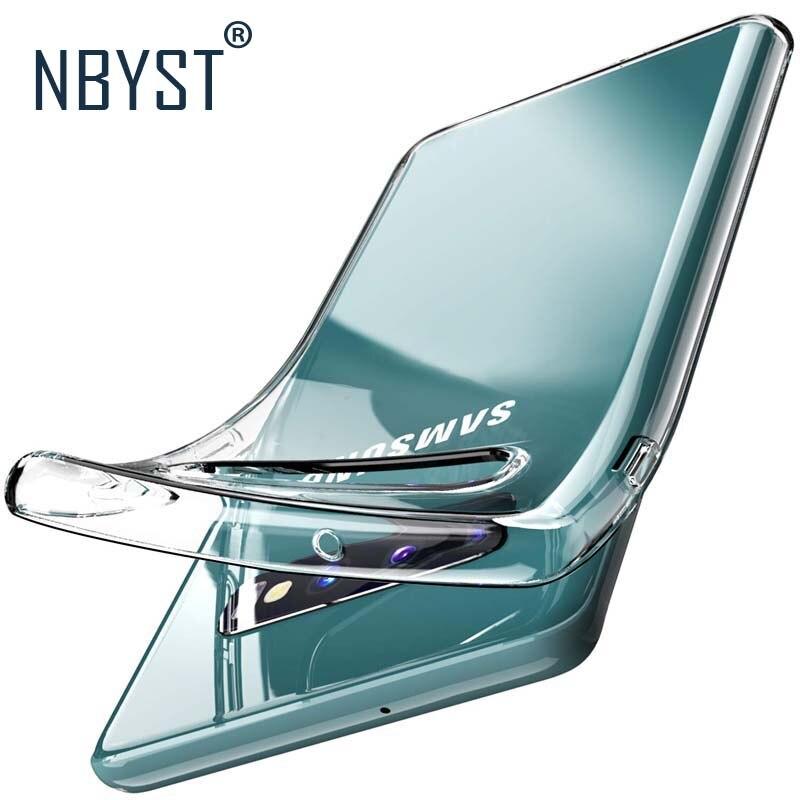Clair Couverture Souple Pour Samsung Galaxy S8 S9 J8 S10 e A6 A8 J4 J6 Plus A9 A7 2018 A10 A30 A40 A50 A70 M10 M20 Grand Core Prime Cas