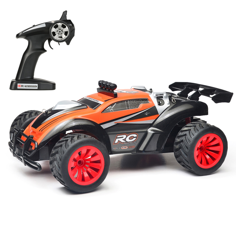 RC racing car BG1505  High Speed remote control Off-Road Buggy RC Car RTR 1/16 Scale 4CH 2.4GHz 4WD RC Racing Car kids best gift